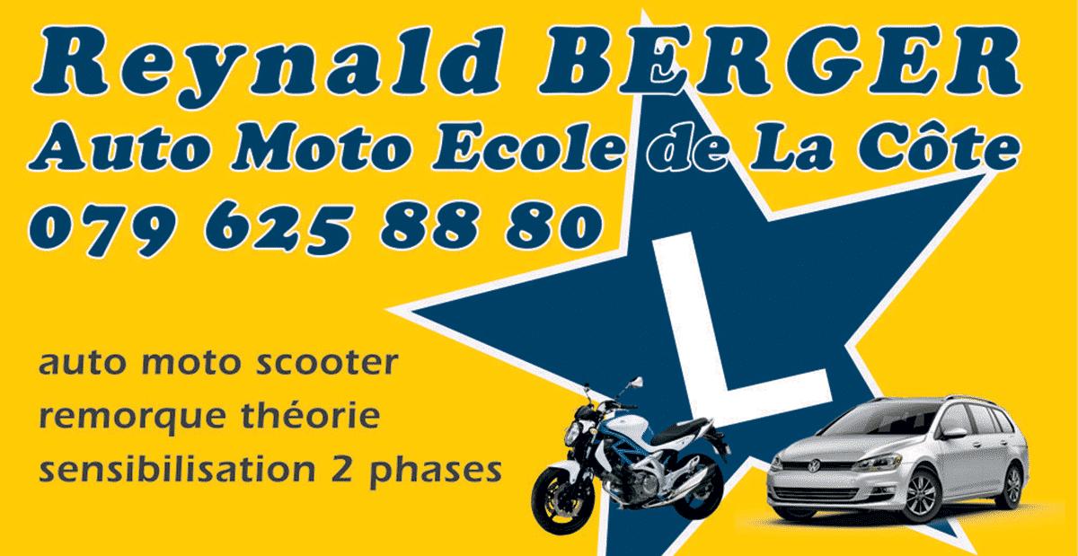Auto-Ecole Berger